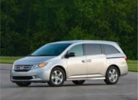 New Model Honda Odyssey 2014
