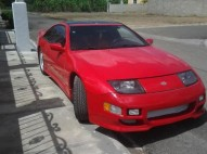 Nissan 300ZX transmision 1990 manual