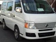 Nissan Caravan 2008 De 14 Pasajeros Automatica