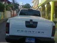 Nissan Frontier 2000 Blanca