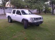 Nissan Frontier 2001 4x4 gasoil