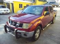 Nissan Frontier 2006 Americana
