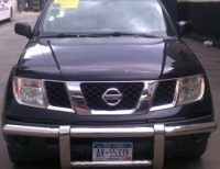 Nissan Frontier 2007 XE Usada Como Nueva