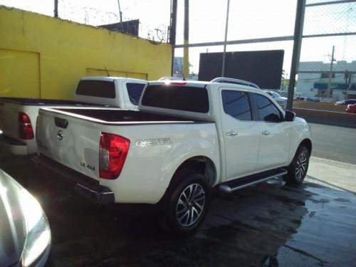 Nissan Frontier 2018 Nueva La full