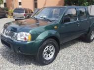 Nissan Frontier D 22 2006