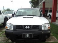 Nissan Frontier D 22 2015