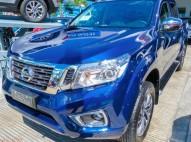 Nissan Frontier LE 2018 azul