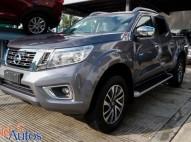 Nissan Frontier LE 2018 gris