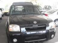 Nissan Frontier SE 2002