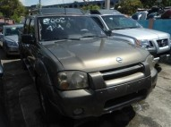 Nissan Frontier Supercharger 2002
