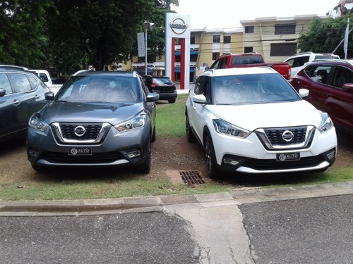 Nissan Kicks Exclusive 2018