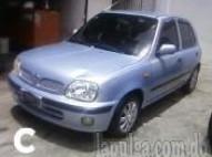 Nissan March 2000 super carro en venta super Economico