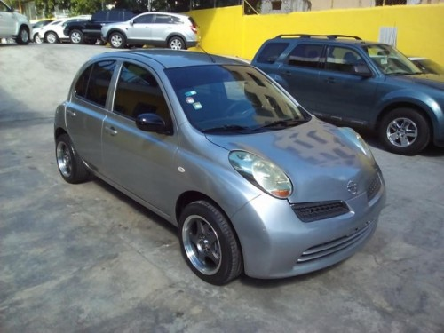 Nissan March 2008