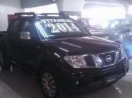 Nissan Navara Titanium 2014