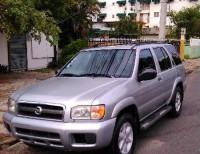 Nissan Pathfinder 2002 Nueva