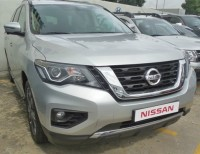 Nissan Pathfinder Exclusive 2017