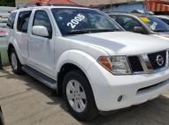 Nissan Pathfinder Limited 2005