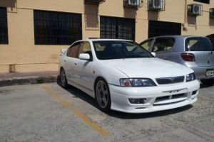 Nissan Primera P11 GXE 2001