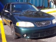 Nissan Sentra 2001 B-15 versión mexicana