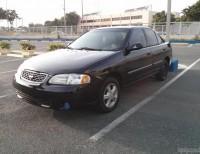 Nissan Sentra 2001 B15