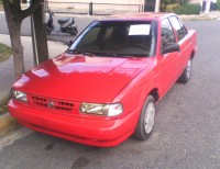 Nissan Sentra 2001