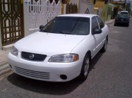 Nissan Sentra 2003 Blanco