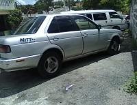 Nissan Sentra B13 del 92