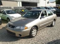 Nissan Sentra B15 2002 en 210000-00
