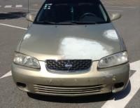 Nissan Sentra B15 2002