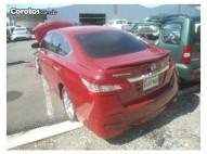 Nissan Sentra Sr 2014 full salvamento