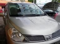 Nissan TIIDA  2009