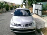 Nissan Tiida 2007 Full