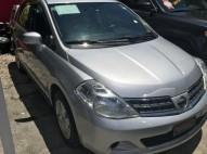 Nissan Tiida 2011 Recien Importado