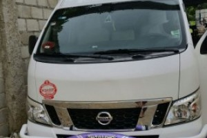 Nissan Urban 2014