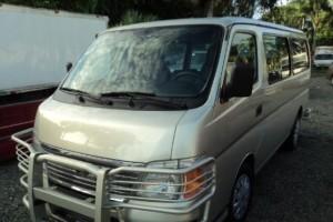 Nissan Urvan  2008
