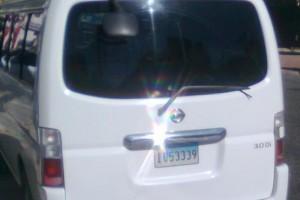 Nissan Urvan  2009