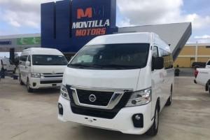 Nissan Urvan 2019