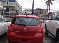 Nissan Versa Hatchback 2011