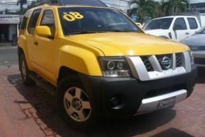 Nissan X-Terra 2008