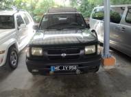 Nissan Xterra 2001