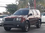 Nissan Xterra SE 2002