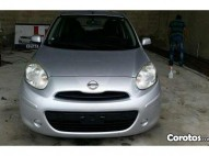 Nissan march 2012 importada