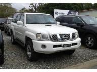 Nissan patrol grx 2008