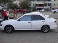 Nissan sentra 1997 Buenas condiciones color blanco