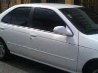 Nissan sentra 1999 blanco