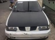 Nissan sentra 2001 b13 blanco
