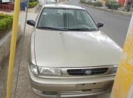 Nissan sentra 2002 b13 dorado en buen estado