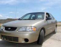 Nissan sentra 2002 b15