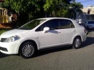 Nissan tiida 2006 blanco
