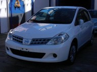 Nissan tiida 2011 recien importado IMPECABLE